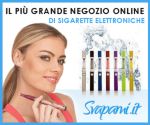 Sigarette elettroniche Svapami