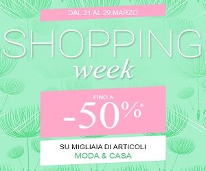 Shooping week -50%