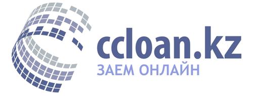 Логотип Ccloan.kz