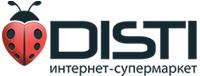 Логотип Disti.kz