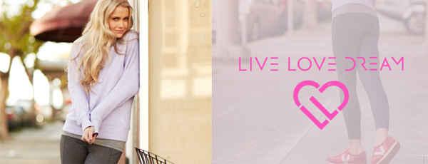 Live, live dream - para las soñadoras y chicas activas