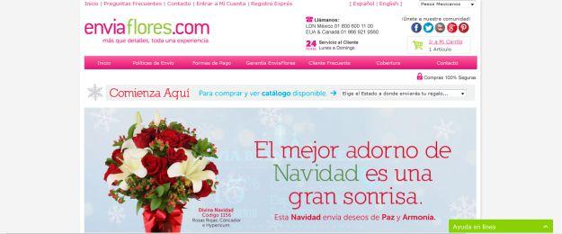 Enviaflores es la tienda online que envia flores. Encuentra aquí ramos de novia, regalos, ramos de flores, ramo de rosas y mucho mucho más.
