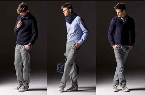 Moda Juvenil en Adolfo Dominguez