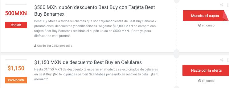 promociones best buy méxico