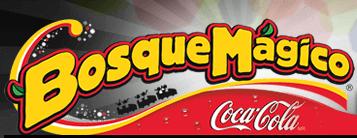 Logo del parque de atracciones Bosque Mágico Mexico