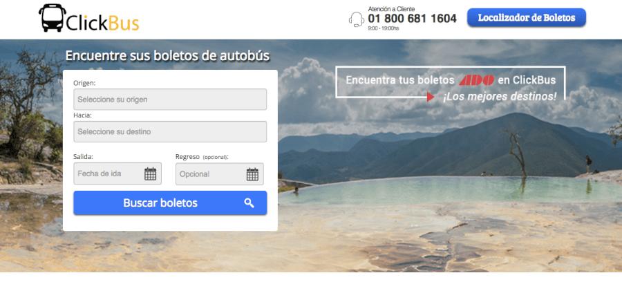 oferta Clickbus