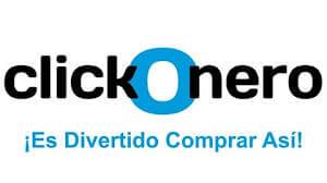 clickonero logo