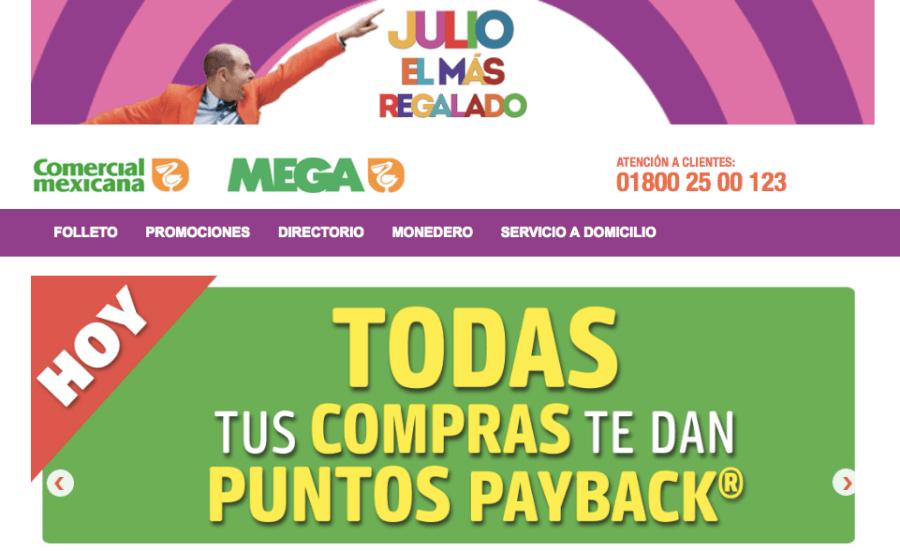 home comercial mexicana