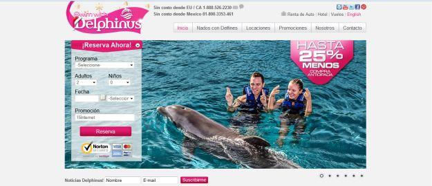 promociones en línea delphinus