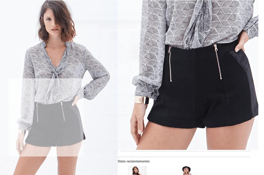 Love 21 - para las chicas con estilo que quieren comprar ropa barata