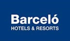 logotipo hoteles barceló