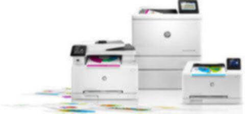 Impresoras de Empresa HP