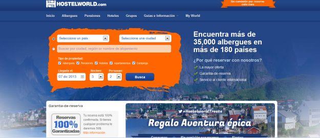 promociones y ofertas en línea hostelworld