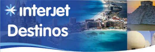 Visita todos los destinos Interjet