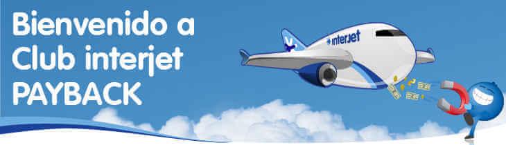 Payback Interjet - gana más dinero comprando tus boletos