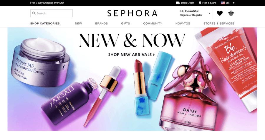 ofertas Sephora