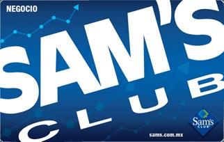 Membresia negocio sam's club