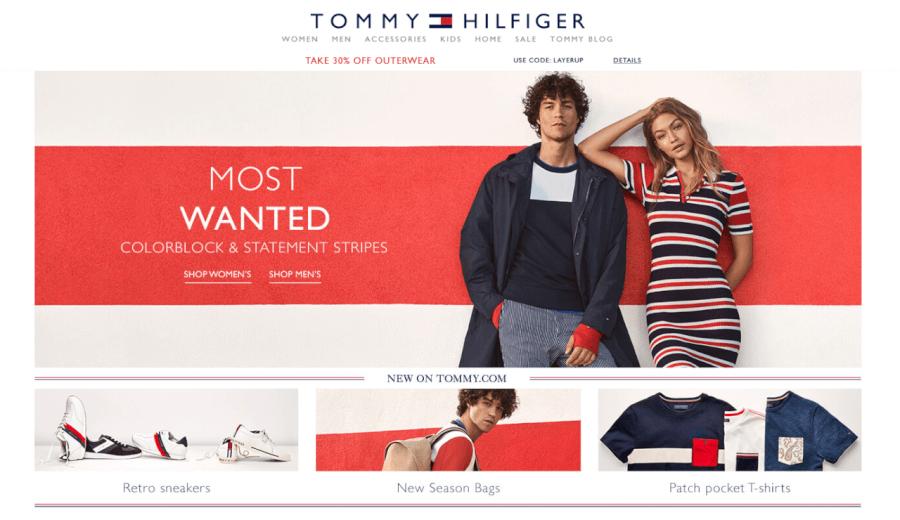 oferta Tommy Hilfiger