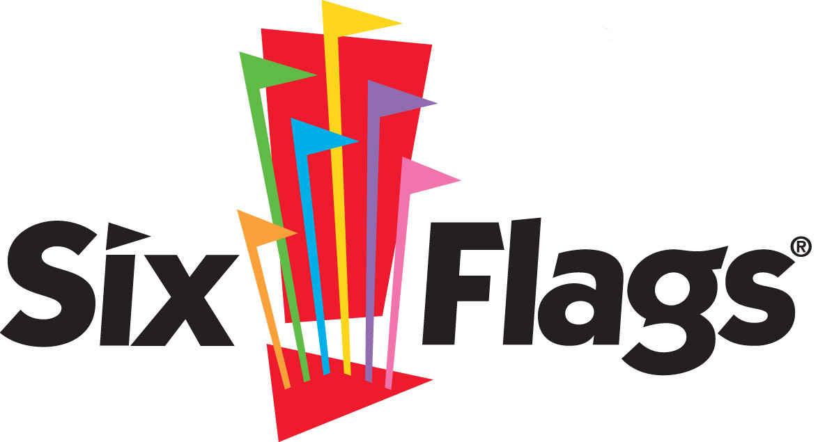 Logo Six Flags México - el parque de atracciones más grande de Latinoamérica