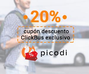 ¡Ahorra en viajes con ClickBus!