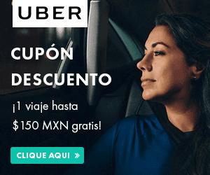 ¿Se le antoja viajar con Uber?