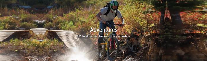 The amazing adventures