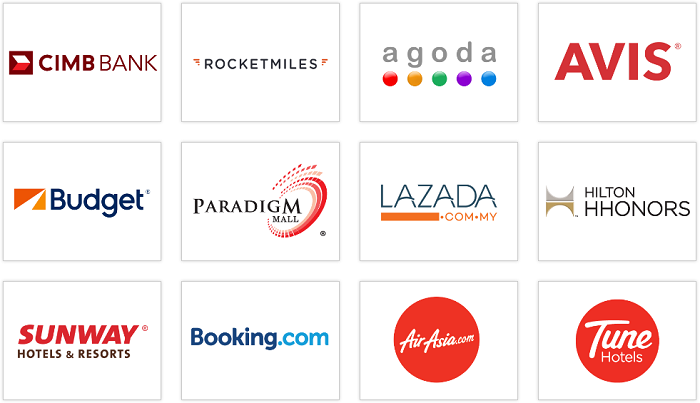Partners of AirAsia