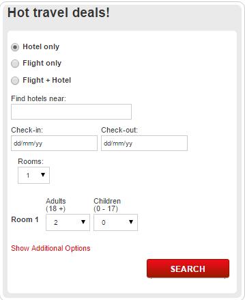 Search for AirAsiaGo deals