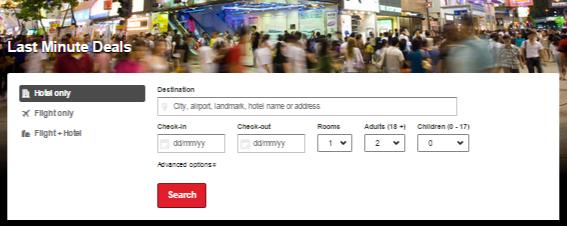 Last Minute deal at AirAsiaGo
