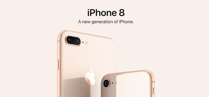 iPhone8 for you