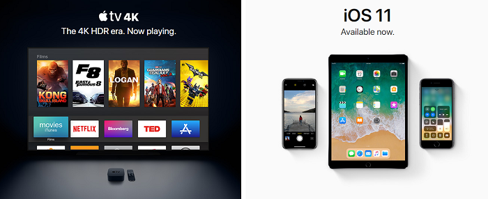 Watch your favorite shows with Apple TV
