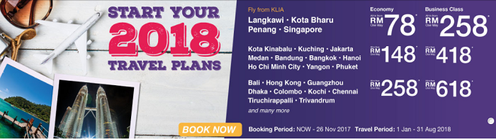 Book your tickets with Malindo Air