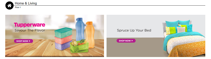 Home and Living at Shoppu