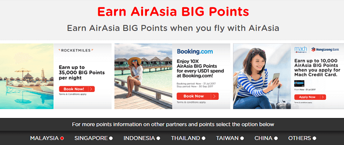 Earn your BIG shot points
