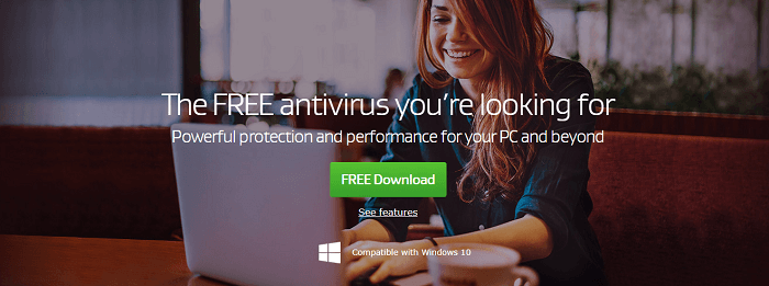 Try out the FREE antivirus software