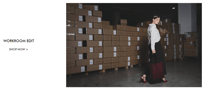 Workroom collection at Charles & Keith
