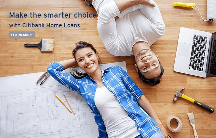 Take a home loan