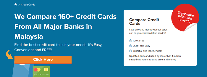 Get the best credit card for yourself