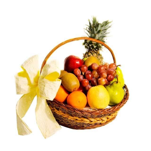 Gift Basket of Fresh Fruits at FlowerAdvisor