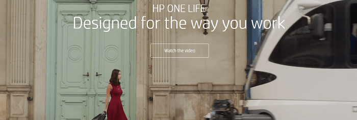 HP website for you