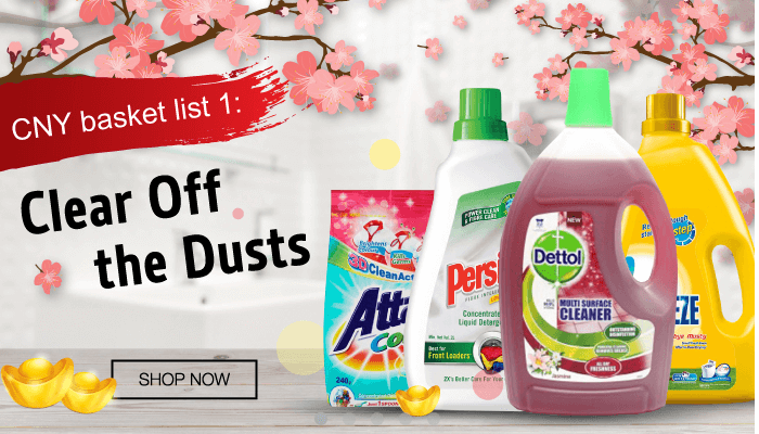 Clean your house with products from IKW