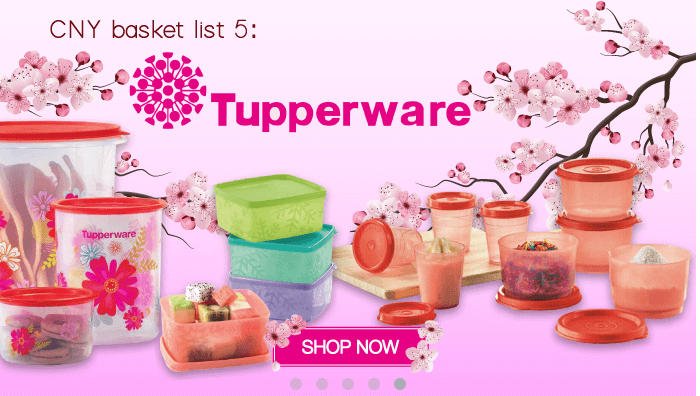 Find tupperware at IKW