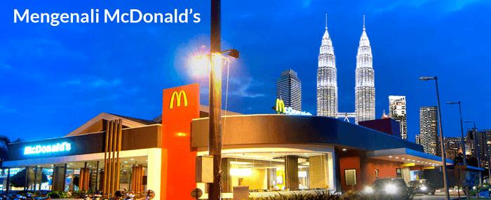 McDonald's stores
