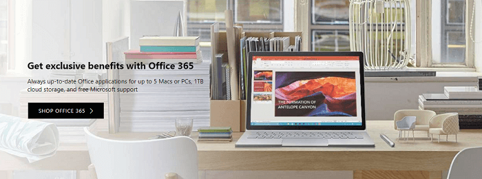Try Office 365