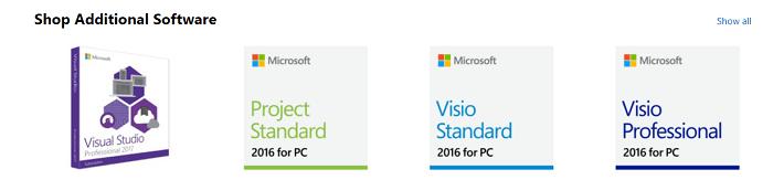 Microsoft's Visio