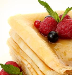 Delicious pancake offer at Makandeal