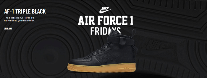 The Airforce collection