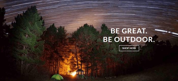 Explore the outdoor