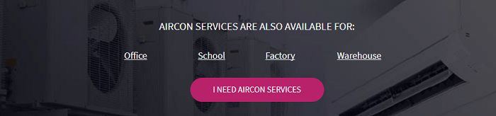 Where is Express Aircon Service available