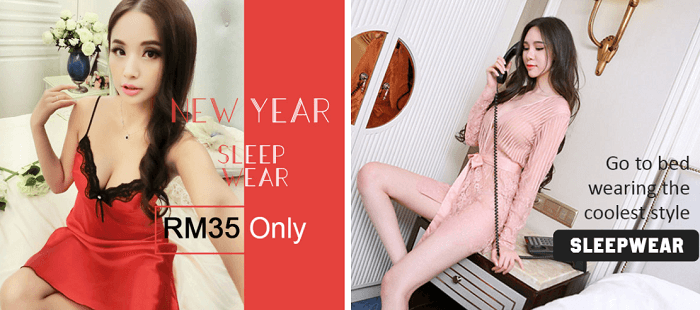 Affordable lingerie and nightwear